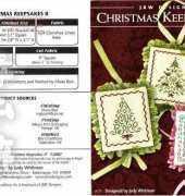 JBW Designs #171 - Christmas keepsakes II