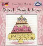 DMC BK1370-M - Sweet Temptations