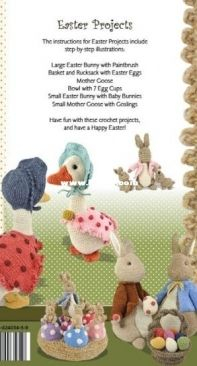 Easter Projects - Anja Toonen - English