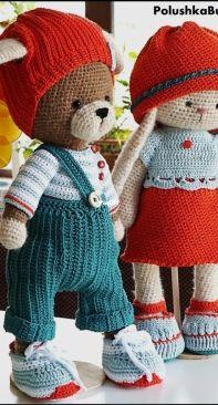 Polushka Bunny - Maria Ermolova- Outfit Junior