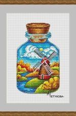 Autumn in Holland by  Anna Petunova