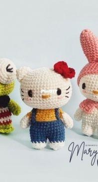 Hello Kitty - Ginansilyo ni Marya