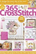 365 Cross Stitch Designs - Vol. 7, 2018
