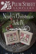 PLUM STREET SAMPLER noah's christmas ark 4