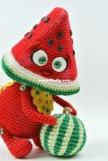 Toylesson - Anzhela Feklina - Watermelon - Russian