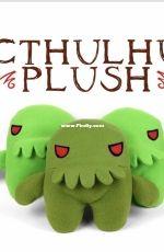 Choly Knight - Sew Desu Ne? - Cthulhu Plush - Free