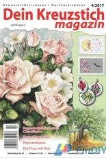 Dein Kreuzstich magazin - No.4 Juli/August- 2017 / Germany