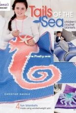 Annies Crochet - Christine Naugle - Tails of the Sea: Childrens Crochet Blankets-871735
