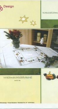 UB Design 428 - Weihnachtsbäckereí