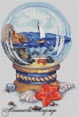 Sea World by Nadezhda Mashtakova