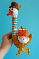 Natura crochet - Natasha Tishchenko - Goose Gusya