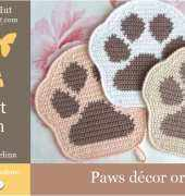 Little Owls Hut - Svetlana Zabelina - Paws Decor or Potholder