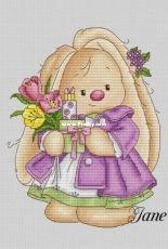 Jane Eyre (Minasyan Yana) - Birthday Tulips