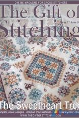 The Gift Of Stitching-TGOS-Issue 17-June 2007