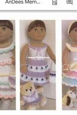 Andees Memories - 22- 3 dresses