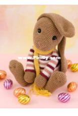 My Krissie Dolls- Kristel Droog - Easter bunny Babs - Dutch
