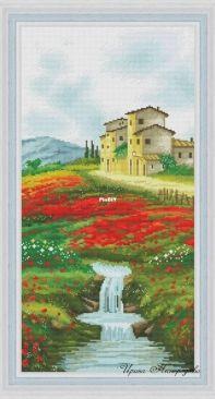 Tuscany by Irina Neskorodeeva / Тоскана - Нескородеева Ирина
