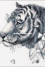 PANNA J-7089 Geometry Tiger