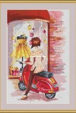 Roman Holiday by Ekaterina Seryogina