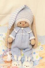 Polushka Bunny - Maria Ermolova - Bed Time Baby