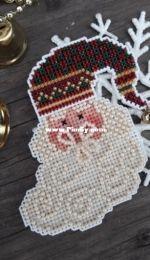 Mill Hill MHCSF36  Charming Santa