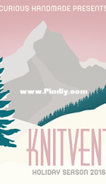 Knitvent 2016 by Helen Stewart