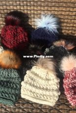 Crochet hats - Winter is coming