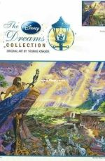 M.C.G. Textiles 52506 - Thomas Kinkade Disney The Dream Collection - The Lion King (Repaint)