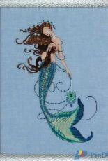 Mirabilia MD-151 - Renaissance Mermaid