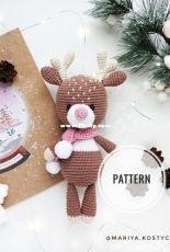 House Sleeping Toys - Maria Kostychenko - Little Deer Bonya