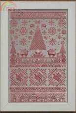 Modern Folk - Scandinavian Christmas Sampler xsd file