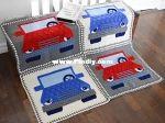 Ira Rott Designs - Ira Rott - Jimmy The Hybrid Car Crochet Blanket