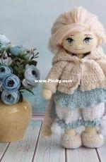 KBloveknitting - Ekaterina Borisova - Doll Pajama Party