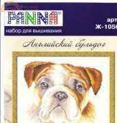Panna F-1056 - English Bulldog