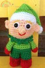 Made by Mary - Mary Smith - Elf Christmas Mini