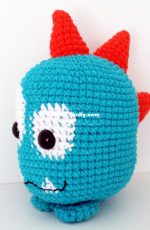 Suzy Wool - Monster Spiky - Free