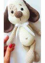 Amalou Designs - Marielle Maag - Henry the little dog