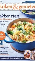 Koken & Genieten - Februari 2021 - Dutch