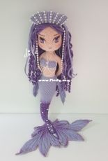 DicleYaman - Purple mermaid