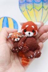 NansyOops - Anastasia Kirsanova - Red Panda Spunky