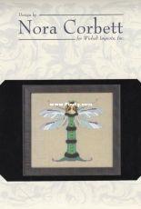 Wichelt Imports Inc. by Nora Corbett / Mirabilia Designs NC257 - Miss Dragonfly