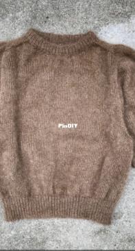 Puff Tee by Pernille Larsen - English