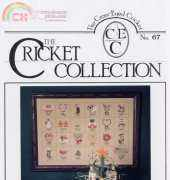 The Cricket Collection 67 - Advent Calendar