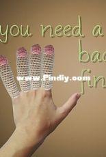 Ana Rosa - Backup Finger Zombie - free