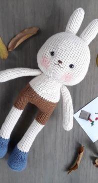 Shino craft - Rabi Bunny