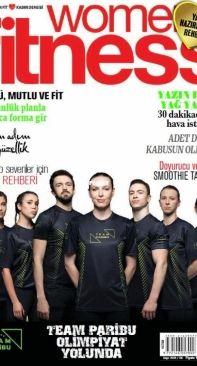 Womens Fitness - Haziran 2021 - Turkish