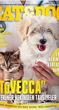 CAT & DOG - Haziran 2021 Sayi:112 - Turkish