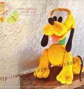 Chonticha-Giant Pluto dog 22 inches
