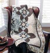 Diane Nagle-Lover's Walk-Free Floral Quilt Pattern