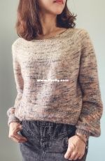 Canvas Jumper by Irene Lin-Free